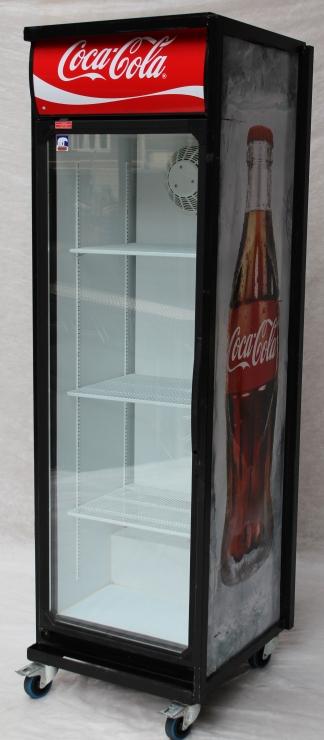 Verbazingwekkend Koelkast hoogmodel Coca Cola - Slump Rent VS-96